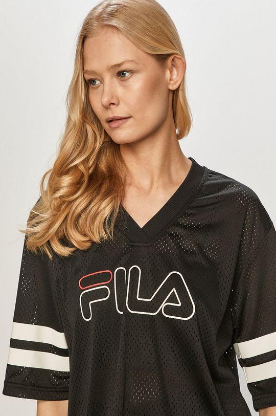 czarny Fila - Sukienka