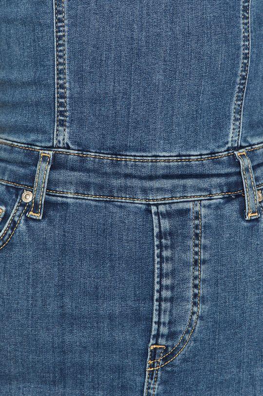 Pepe Jeans - Džínové šaty Candi x Dua Lipa Dámský
