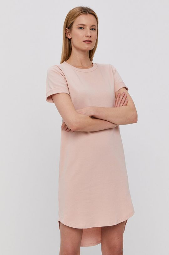 pastelowy różowy Haily's - Sukienka Damski