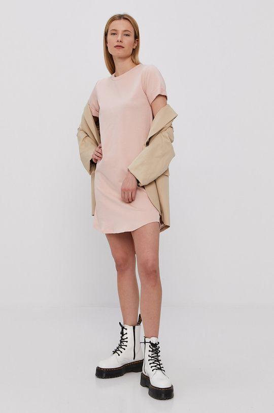 Haily's - Sukienka pastelowy różowy