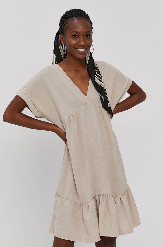 Haily's - Sukienka piaskowy