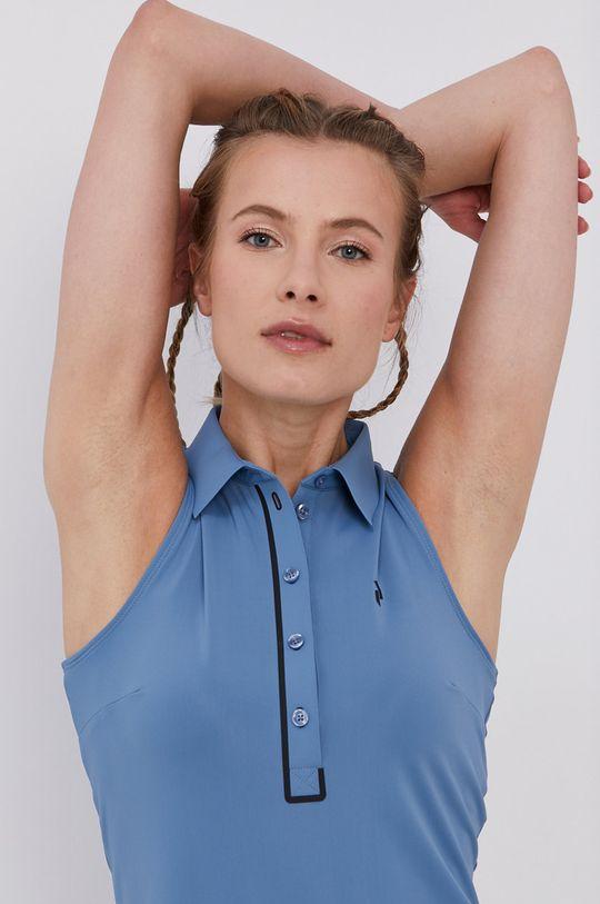 světle modrá Peak Performance - Šaty