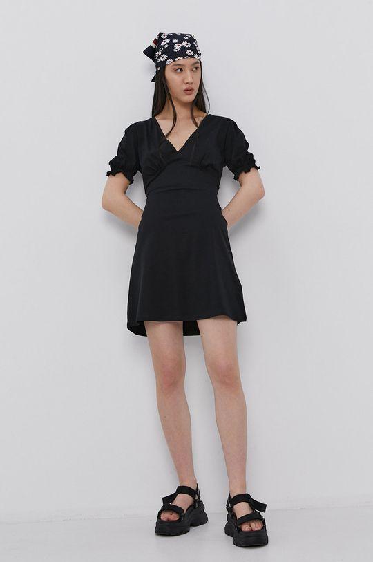 Tally Weijl - Šaty černá