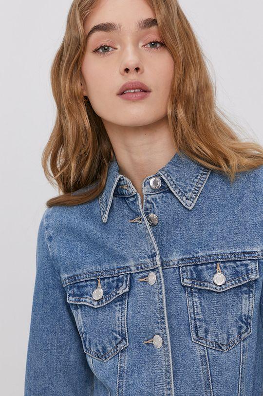 niebieski Tally Weijl - Sukienka jeansowa