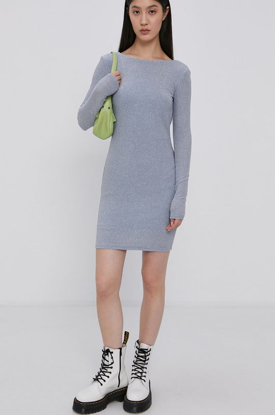Tally Weijl - Šaty modrá