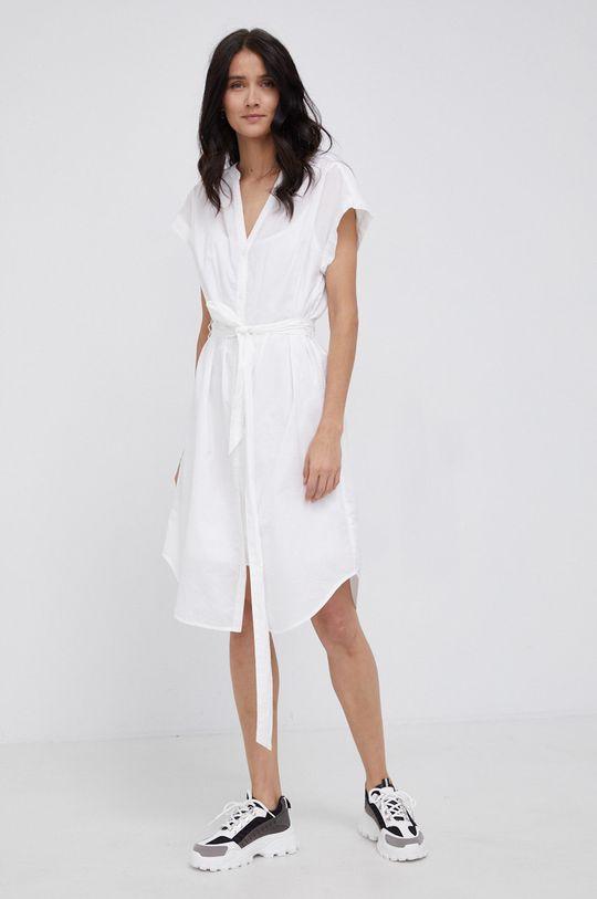 biały GAP - Sukienka Damski