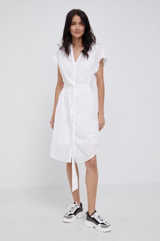 GAP - Sukienka biały
