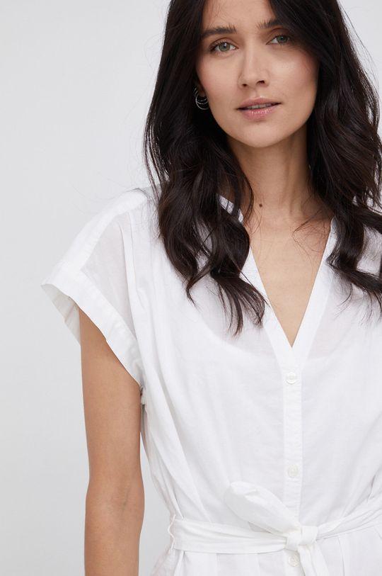 biały GAP - Sukienka