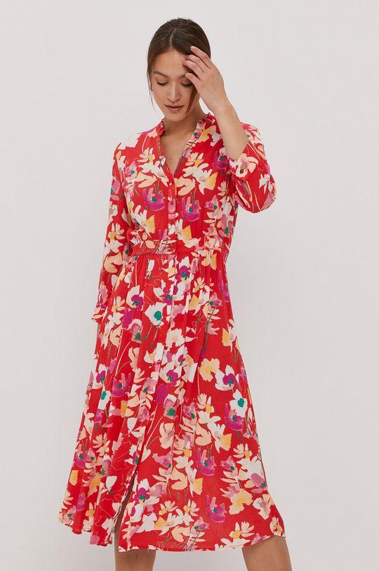 Rip Curl - Sukienka czerwony