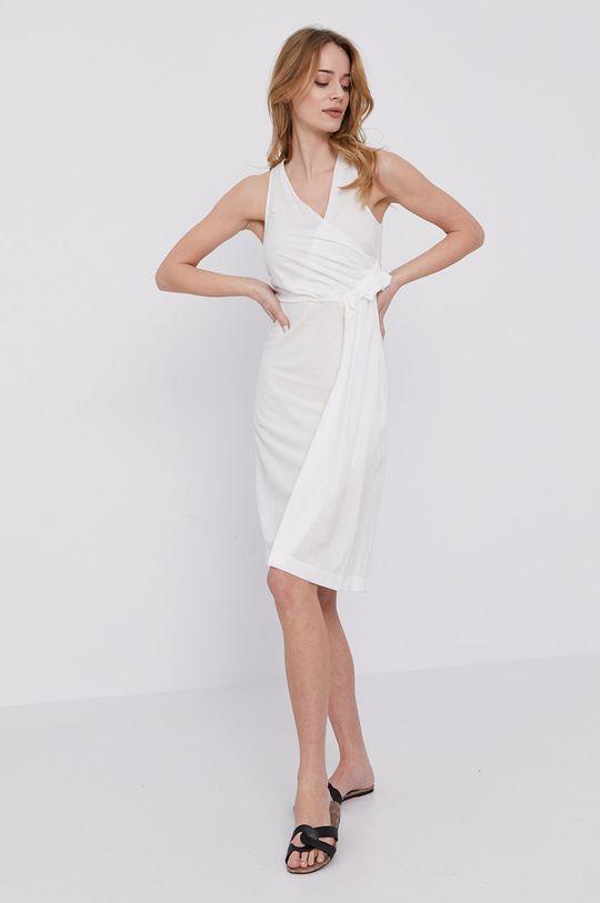Patrizia Pepe - Šaty bílá