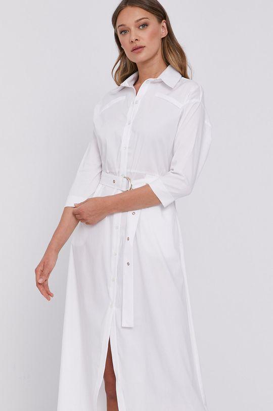 biały Patrizia Pepe - Sukienka