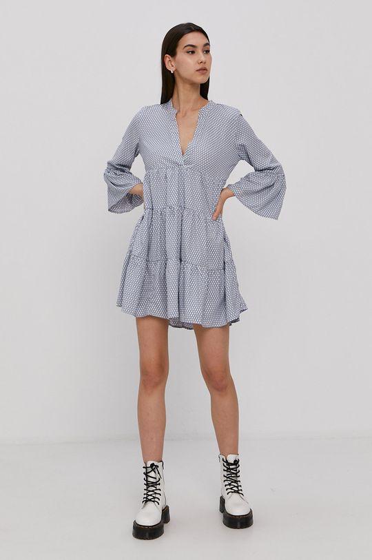 Only - Sukienka niebieski