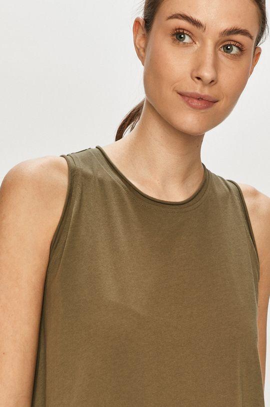 oliwkowy Deha - Sukienka