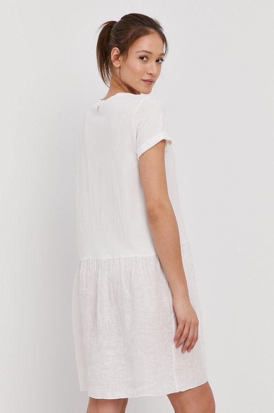Deha - Sukienka Materiał 1: 100 % Bawełna, Materiał 2: 100 % Len