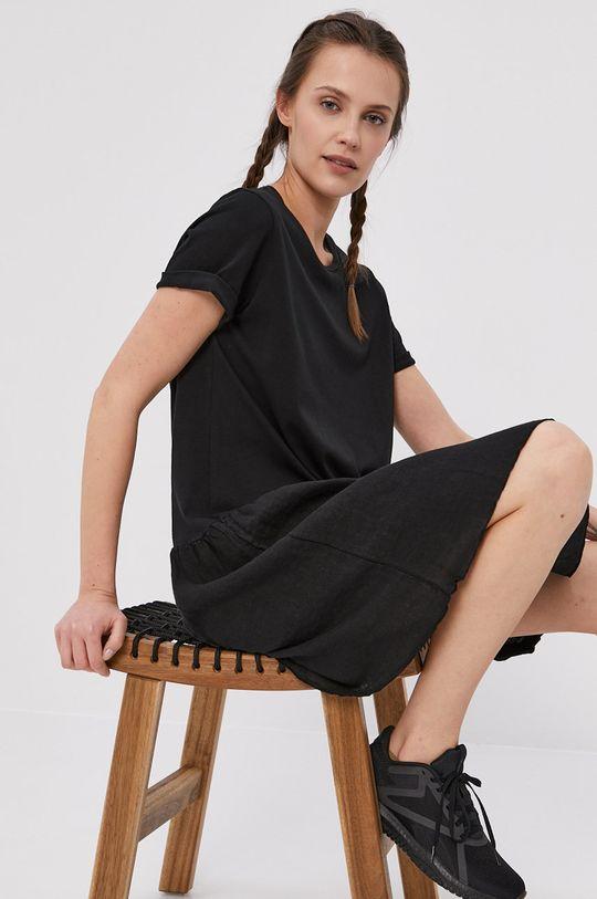 czarny Deha - Sukienka Damski