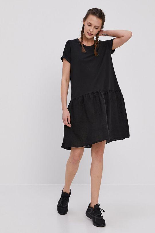 Deha - Sukienka czarny