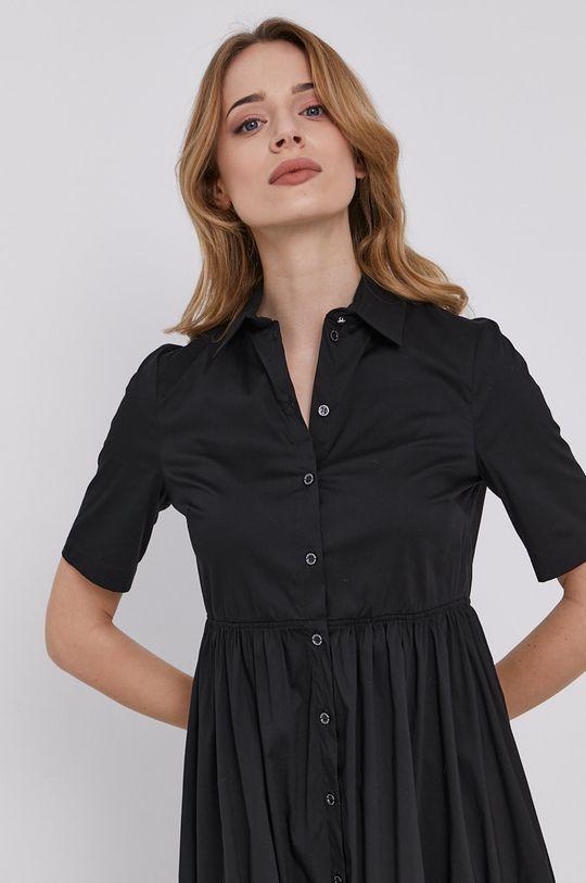 čierna Patrizia Pepe - Šaty