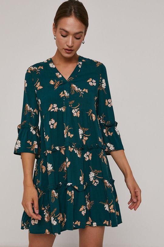 Vero Moda - Sukienka 100 % Wiskoza LENZING ECOVERO