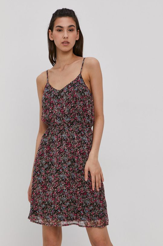 Vero Moda - Sukienka fuksja