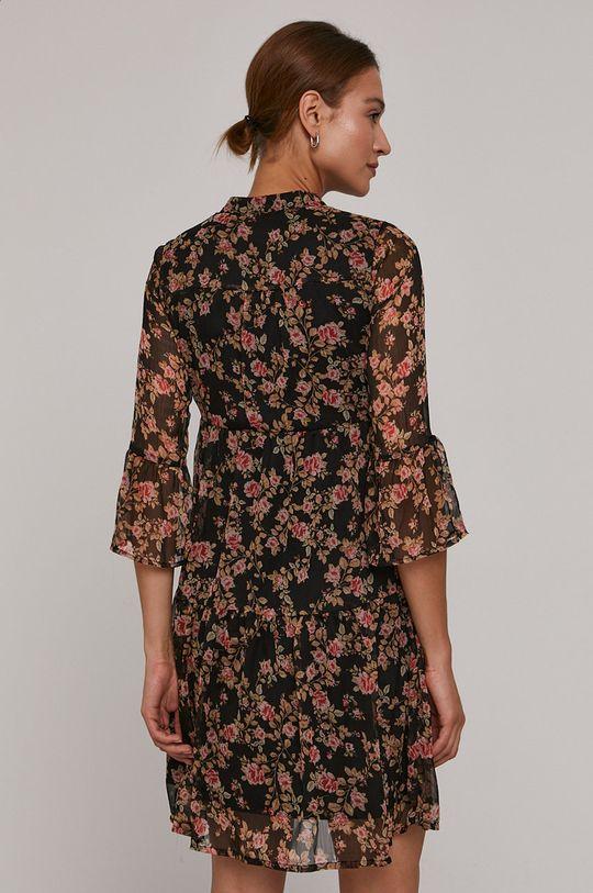 Vero Moda - Sukienka Podszewka: 100 % Poliester, Materiał zasadniczy: 100 % Poliester z recyklingu