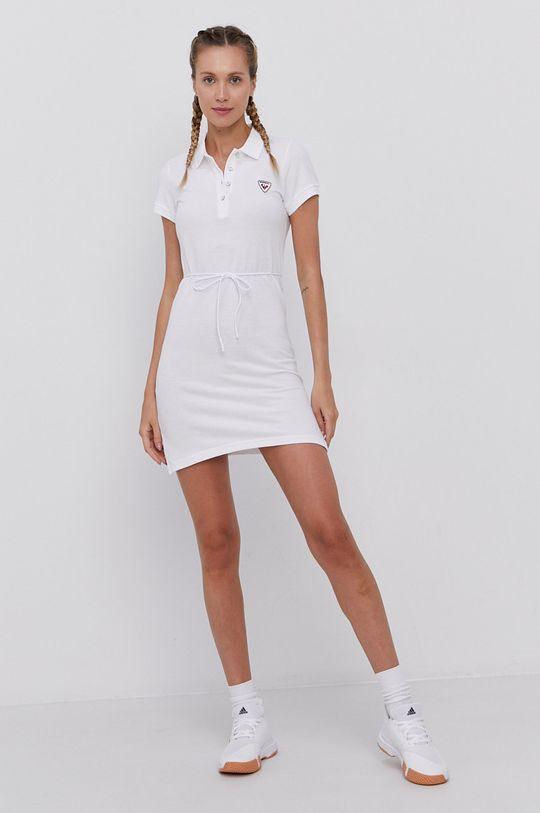 Rossignol - Sukienka biały