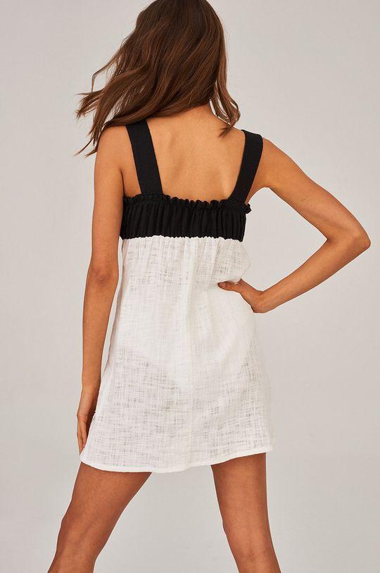 biały Undress Code - Sukienka plażowa Dance Around