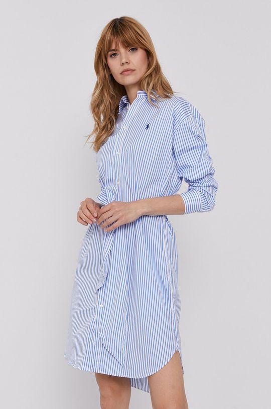 niebieski Polo Ralph Lauren - Sukienka Damski