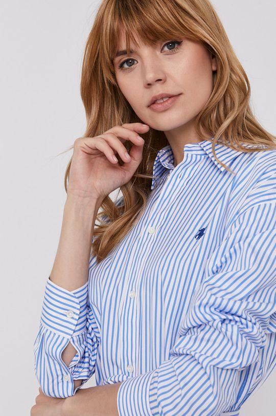 niebieski Polo Ralph Lauren - Sukienka