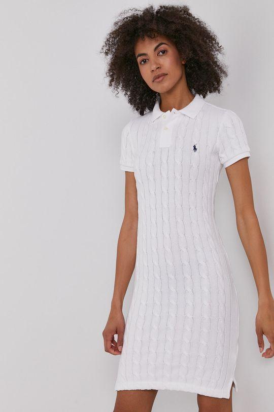 biela Polo Ralph Lauren - Šaty Dámsky