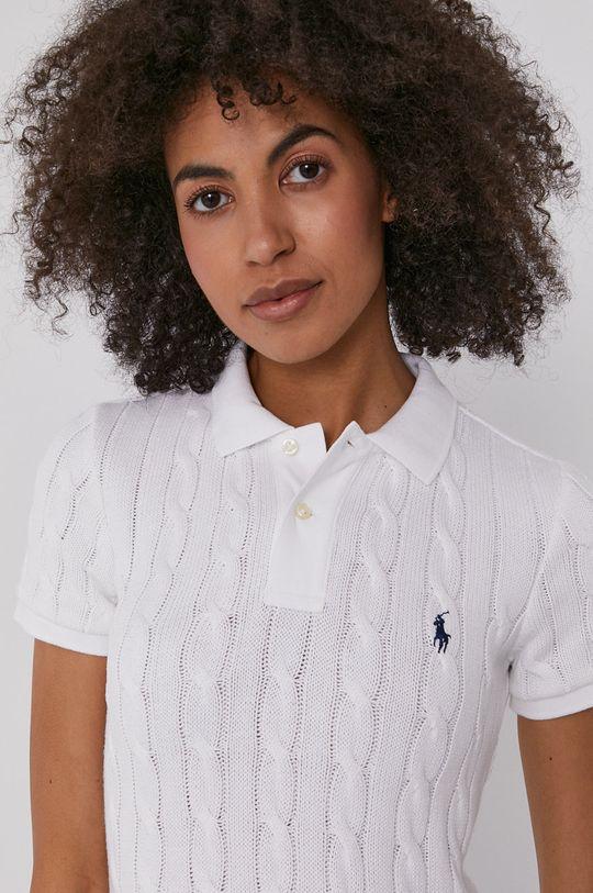 biela Polo Ralph Lauren - Šaty