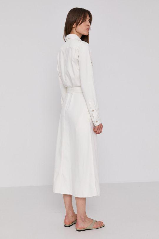 Polo Ralph Lauren - Džínové šaty  55% Bavlna, 10% Hedvábí, 35% Modal
