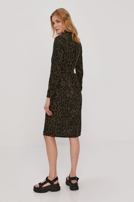 Vero Moda - Sukienka 2 % Elastan, 8 % Poliamid, 90 % Poliester