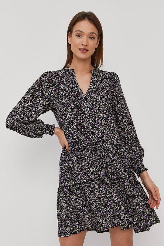 černá Vero Moda - Šaty Dámský