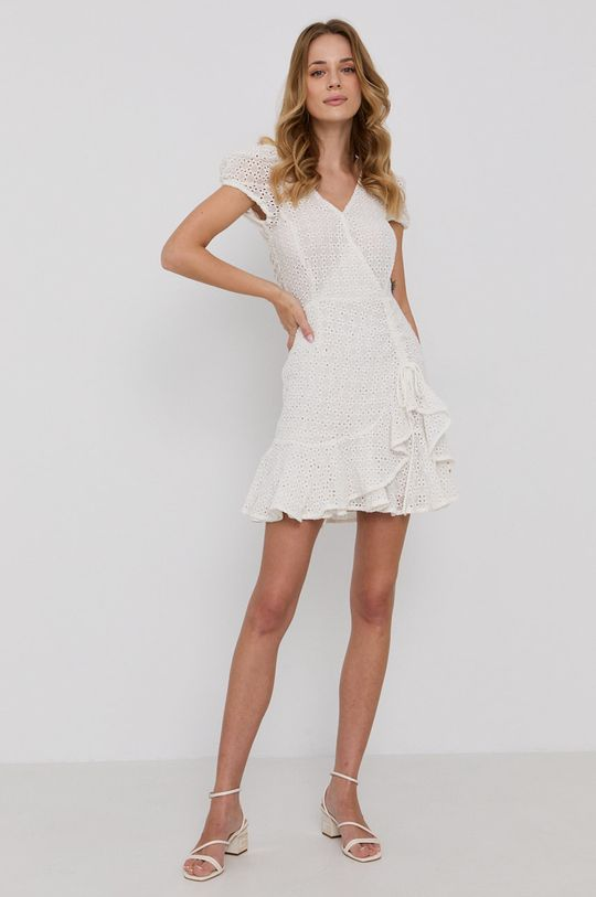 Bardot - Šaty bílá