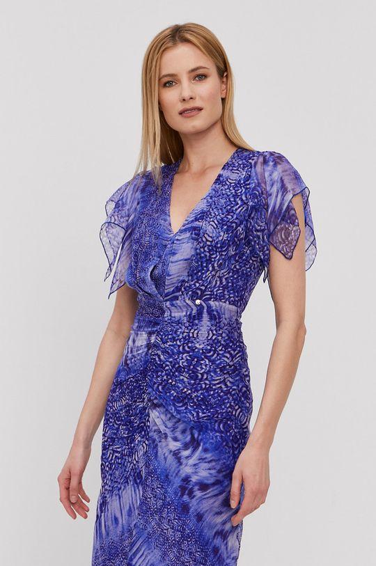 fioletowy NISSA - Sukienka Damski