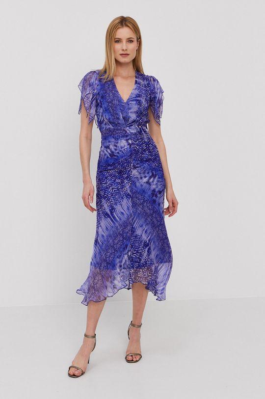 NISSA - Sukienka fioletowy