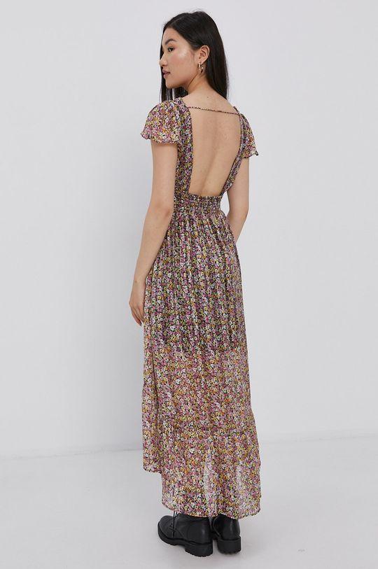 Tally Weijl - Šaty  99% Polyester, 1% Kovové vlákno