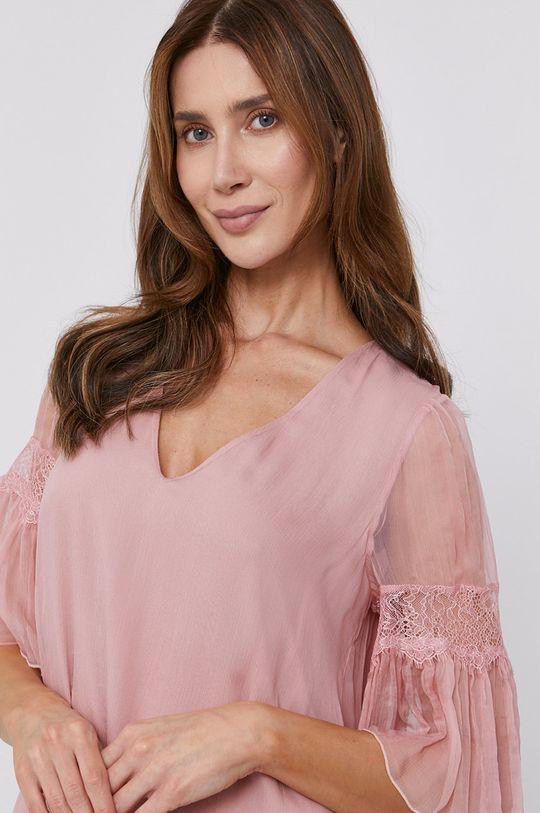 roz NISSA - Rochie