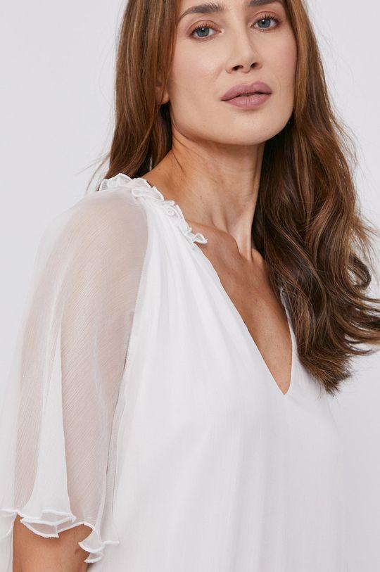 biela NISSA - Šaty