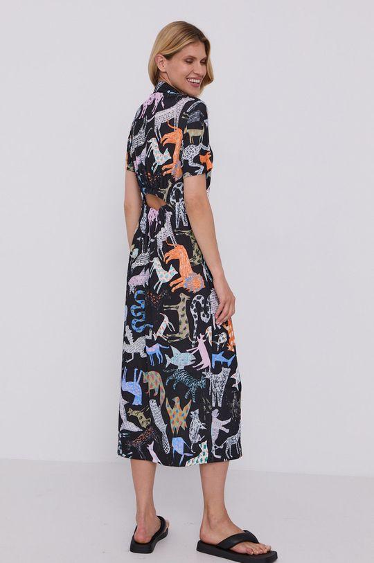 BIMBA Y LOLA - Sukienka 5 % Elastan, 95 % Poliester