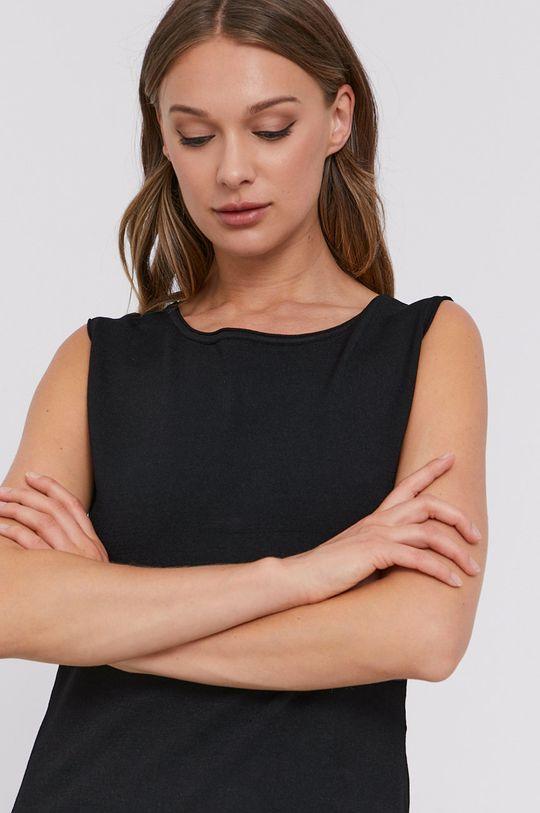 černá Stefanel - Šaty