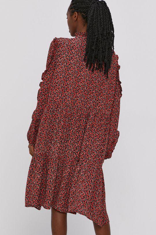Noisy May - Šaty červená