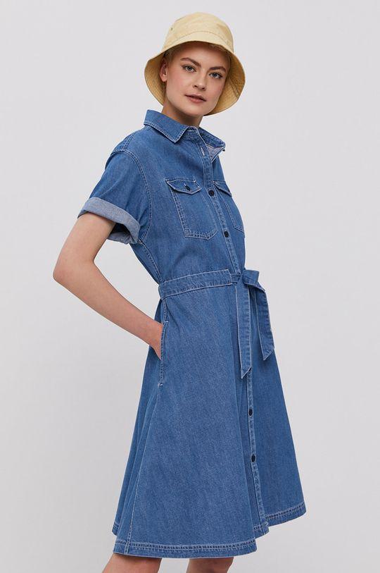 jasny niebieski Tommy Jeans - Sukienka Damski