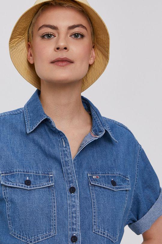 jasny niebieski Tommy Jeans - Sukienka