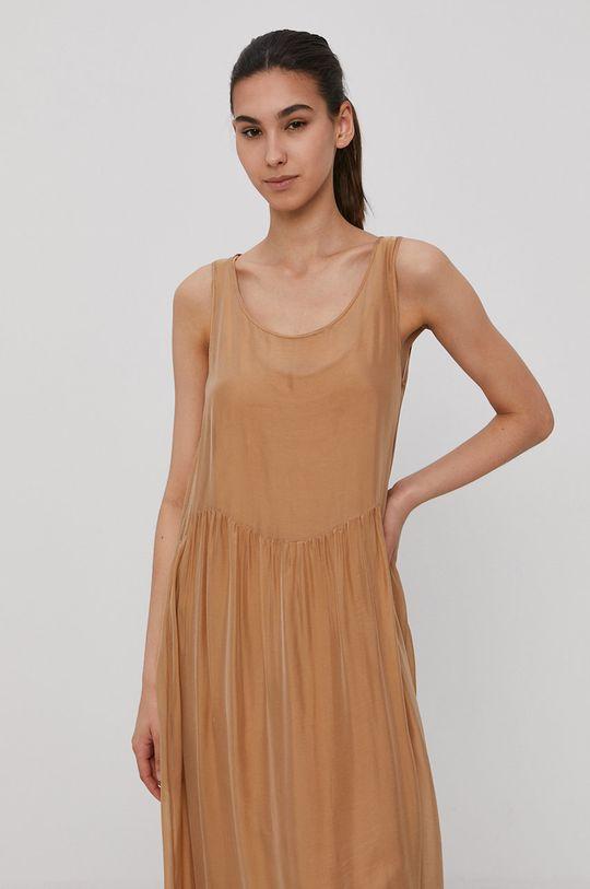 Deha - Šaty béžová