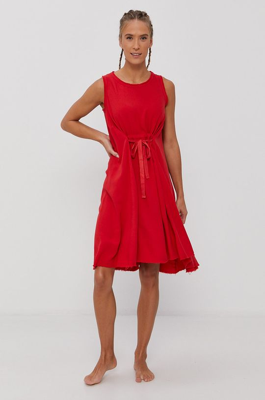 červená Deha - Šaty Dámský