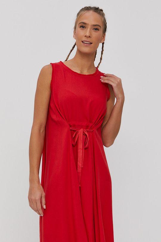 Deha - Šaty červená