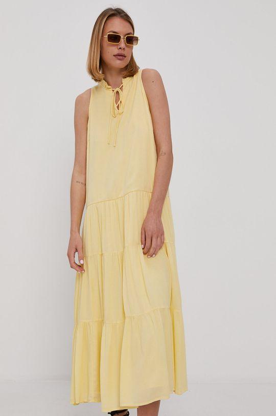Y.A.S - Šaty žlutá