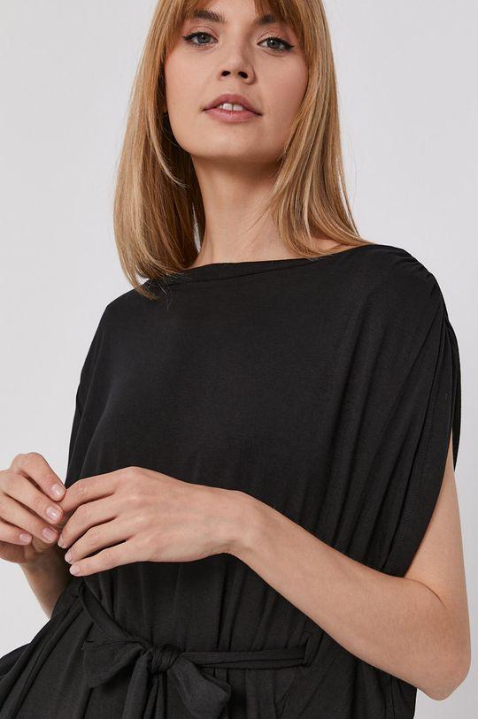 čierna Dkny - Šaty