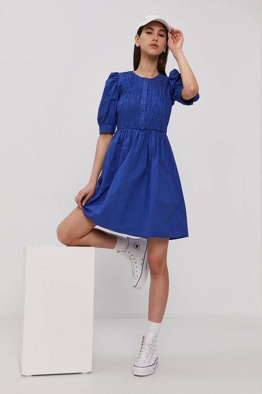 niebieski Pieces - Sukienka Damski
